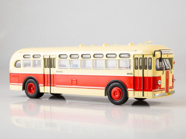 Macheta autobuz ZIS-154, scara 1:43 0