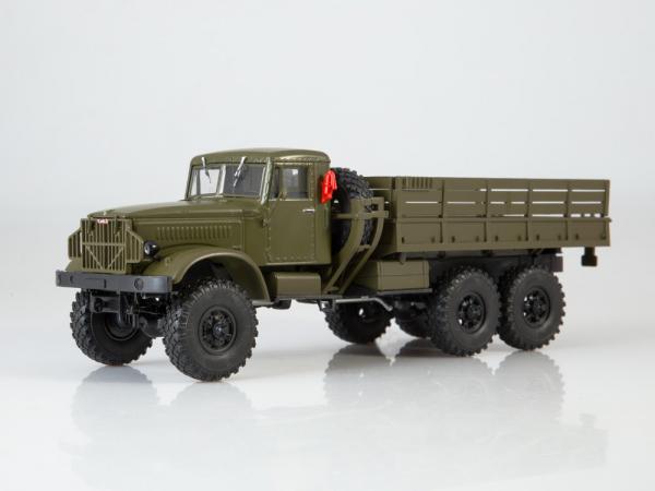 Macheta auto camion Kraz 214, scara 1:43 0