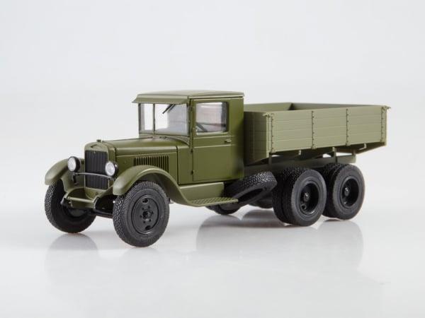 Macheta auto camion Zis-6, scara 1:43 0