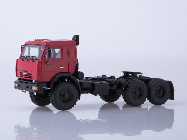 Macheta cap tractor Kamaz 44108, scara 1:43 0
