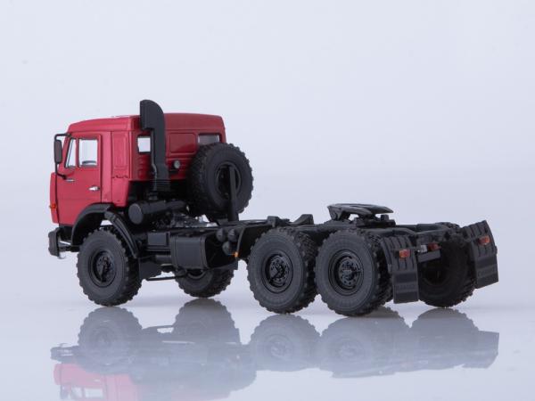 Macheta cap tractor Kamaz 44108, scara 1:43 1