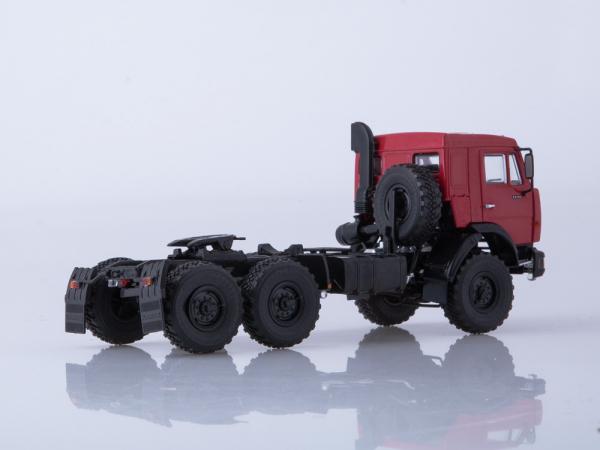 Macheta cap tractor Kamaz 44108, scara 1:43 2