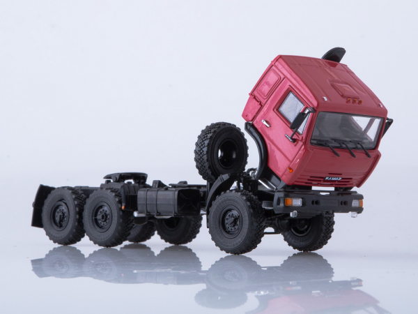 Macheta cap tractor Kamaz 44108, scara 1:43 3