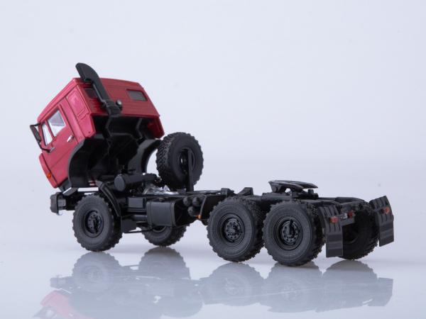 Macheta cap tractor Kamaz 44108, scara 1:43 4