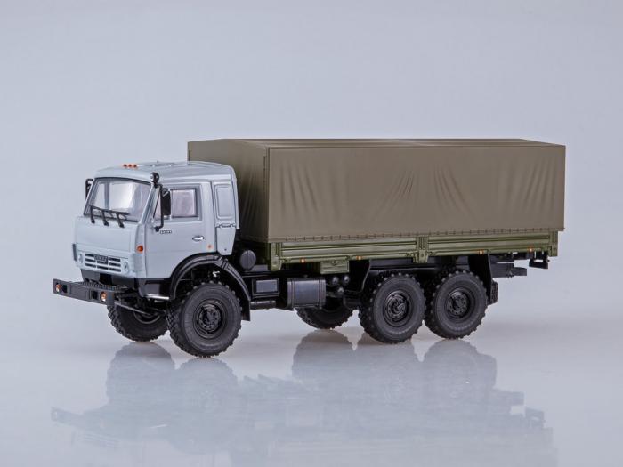 Macheta camion Kamaz 53501 6x6, scara 1:43 [0]