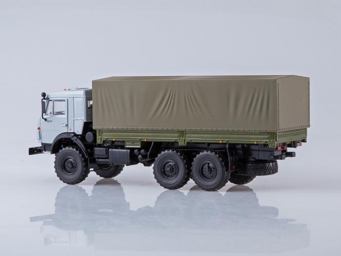 Macheta camion Kamaz 53501 6x6, scara 1:43 [1]