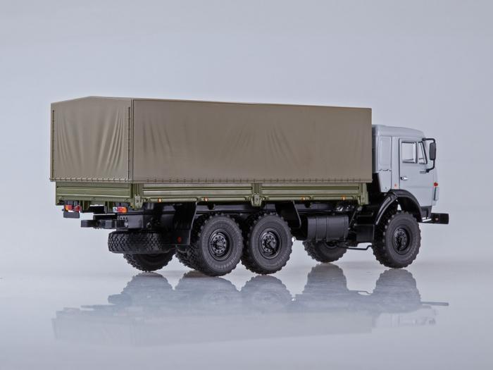 Macheta camion Kamaz 53501 6x6, scara 1:43 [5]