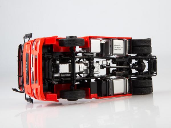 Macheta cap tractor Kamaz 5490, scara 1:43 6