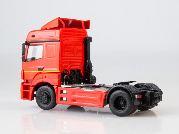 Macheta cap tractor Kamaz 5490, scara 1:43 1