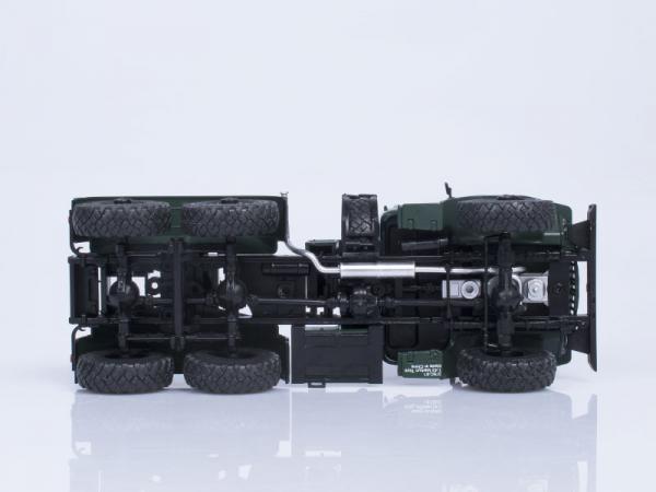 Macheta cap tractor URAL 375S-K1, scara 1:43 3