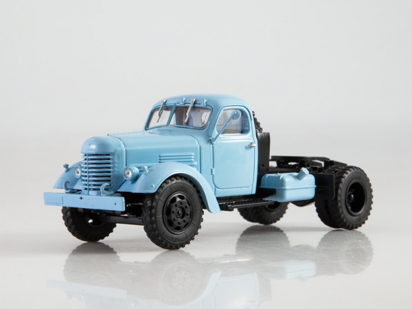 Macheta auto camion cap tractor Zis-MMZ-120N, scara 1:43 0