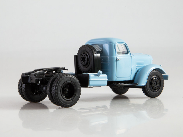 Macheta auto camion cap tractor Zis-MMZ-120N, scara 1:43 2