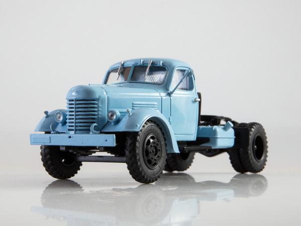 Macheta auto camion cap tractor Zis-MMZ-120N, scara 1:43 4