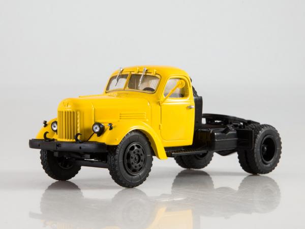 Macheta auto camion cap tractor Zis-MMZ-164AN, scara 1:43 0