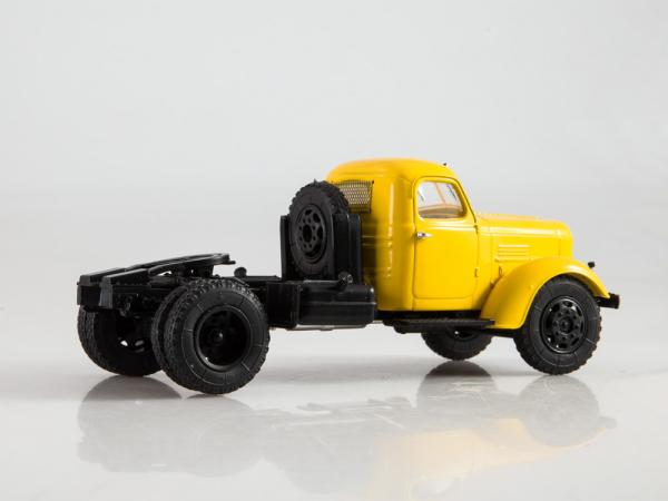 Macheta auto camion cap tractor Zis-MMZ-164AN, scara 1:43 1