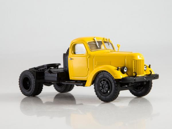 Macheta auto camion cap tractor Zis-MMZ-164AN, scara 1:43 2