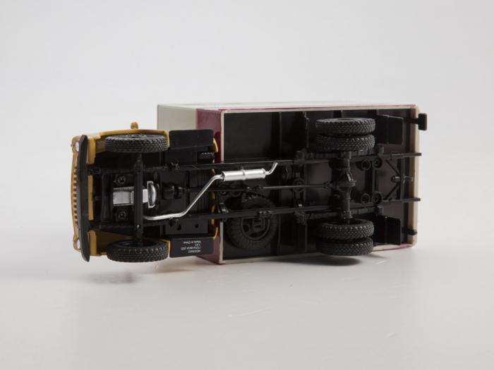 Macheta camion Gaz 52 duba de mobila, scara 1:43 [5]