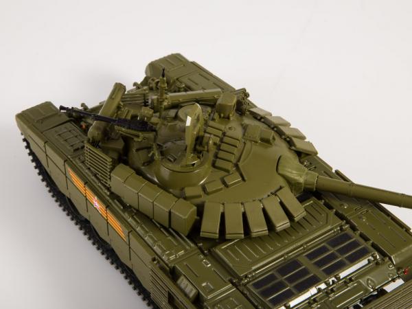 Macheta tanc rusesc T-72B3 2016, scara 1:43 5