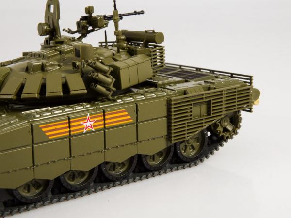 Macheta tanc rusesc T-72B3 2016, scara 1:43 6
