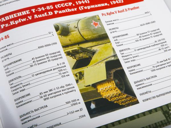 Macheta tanc rusesc T-34-85, scara 1:43 5