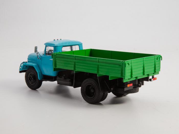 Macheta camion Amur-53131, scara 1:43 [1]