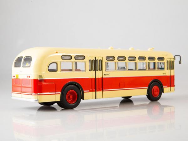 Macheta autobuz ZIS-154, scara 1:43 1