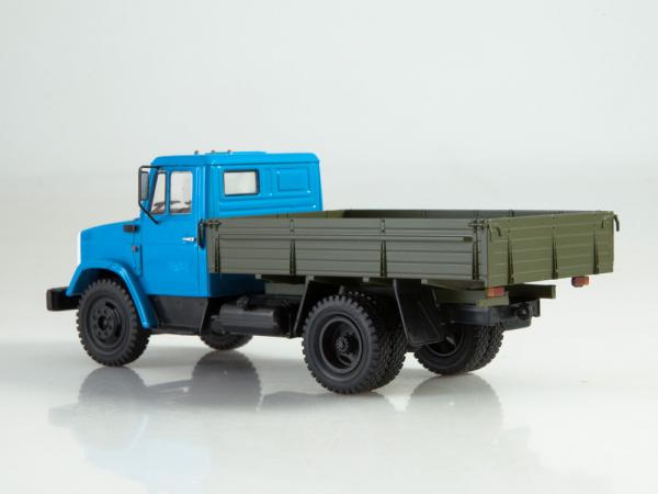 Macheta auto camion Zil-4333, scara 1:43 1