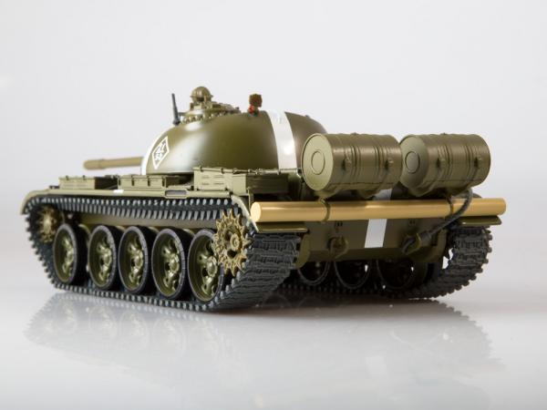 Macheta tanc rusesc T-55, scara 1:43 [1]