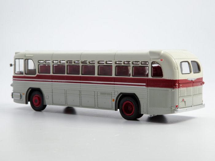 Macheta autobuz ZIS-127, scara 1:43 [2]
