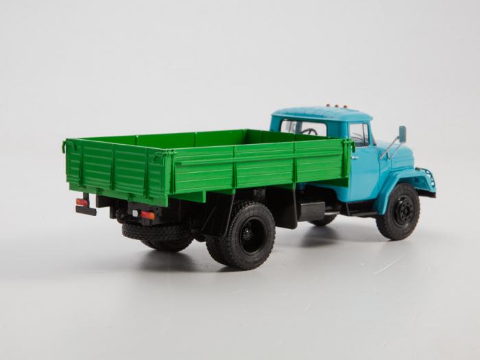 Macheta camion Amur-53131, scara 1:43 [2]