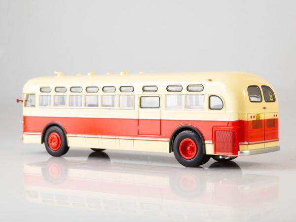 Macheta autobuz ZIS-154, scara 1:43 2