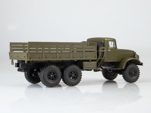 Macheta auto camion Kraz 214, scara 1:43 1