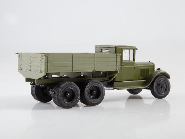Macheta auto camion Zis-6, scara 1:43 1
