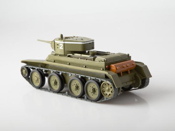 Macheta tanc rusesc BT-5, scara 1:43 [2]