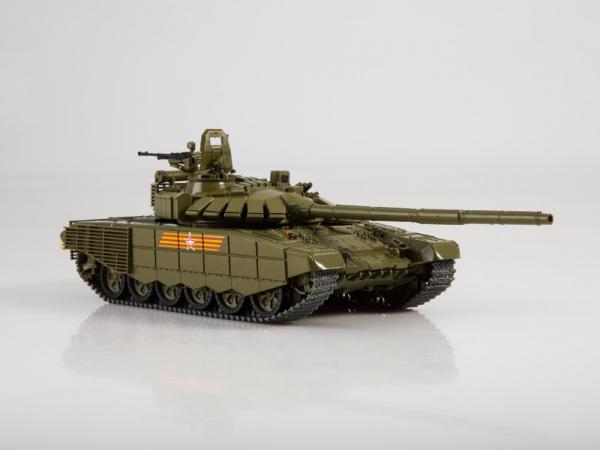 Macheta tanc rusesc T-72B3 2016, scara 1:43 3