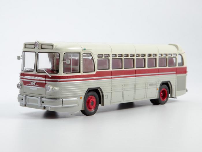 Macheta autobuz ZIS-127, scara 1:43 [3]