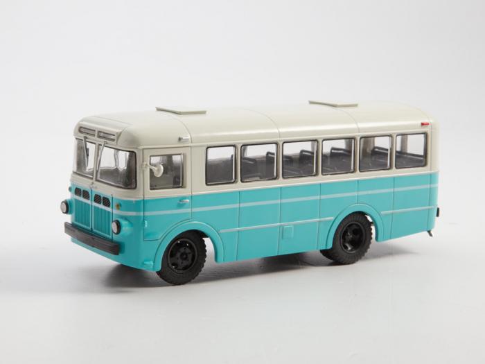 Macheta autobuz RAF-979, scara 1:43 [3]