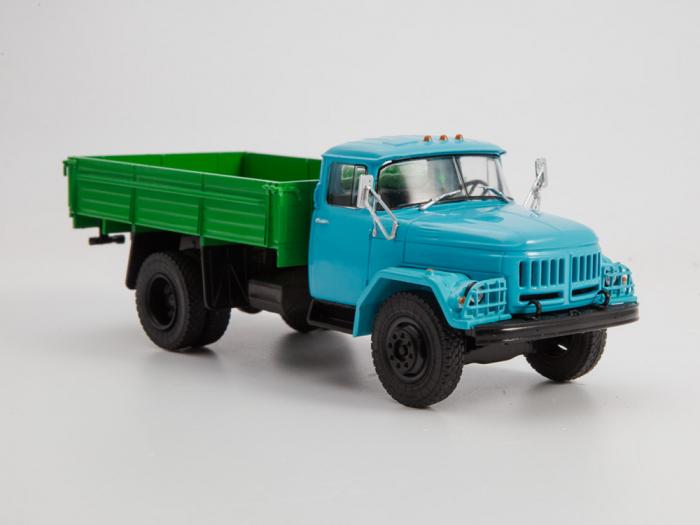 Macheta camion Amur-53131, scara 1:43 [3]