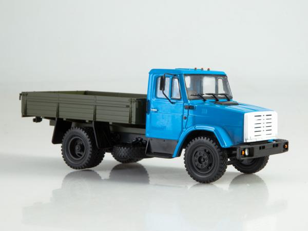 Macheta auto camion Zil-4333, scara 1:43 3