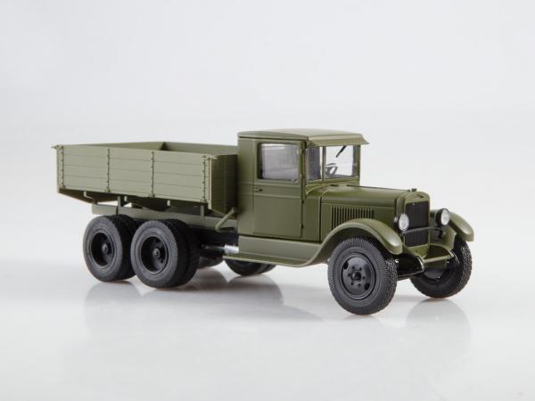 Macheta auto camion Zis-6, scara 1:43 2