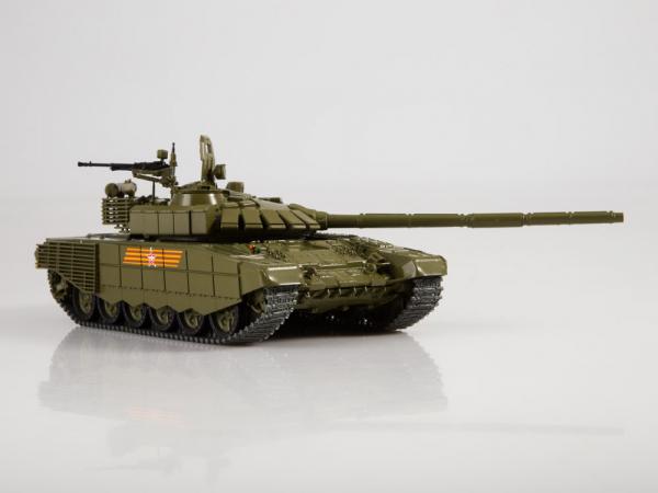 Macheta tanc rusesc T-72B3 2016, scara 1:43 4