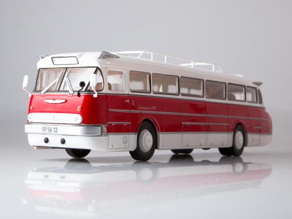 Macheta autobuz Ikarus-66, scara 1:43 4