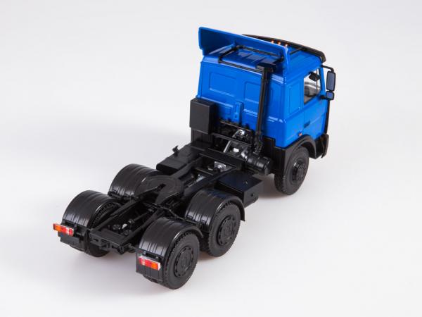 Macheta cap tractor MAZ 6422, scara 1:43 4