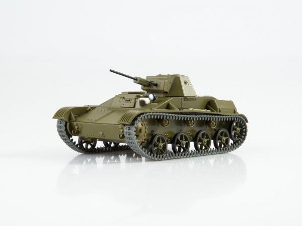 Macheta tanc rusesc T-60, scara 1:43 1