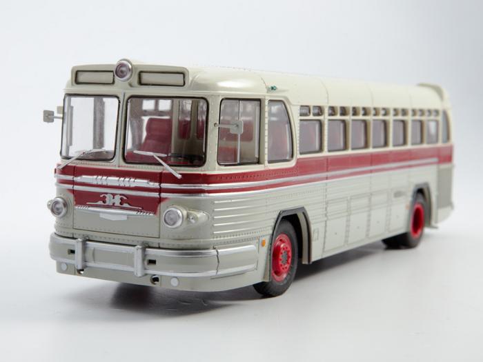 Macheta autobuz ZIS-127, scara 1:43 [5]