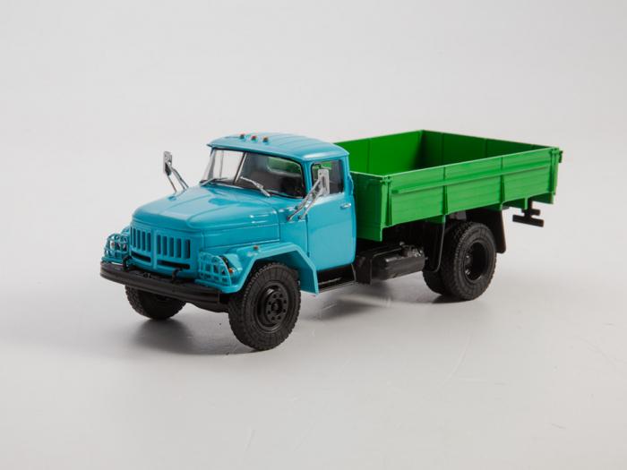 Macheta camion Amur-53131, scara 1:43 [5]