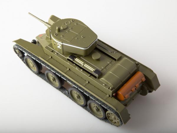 Macheta tanc rusesc BT-5, scara 1:43 [5]