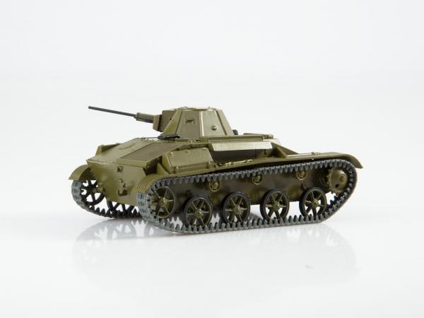 Macheta tanc rusesc T-60, scara 1:43 2