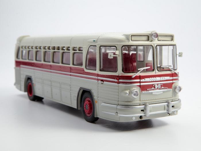 Macheta autobuz ZIS-127, scara 1:43 [6]