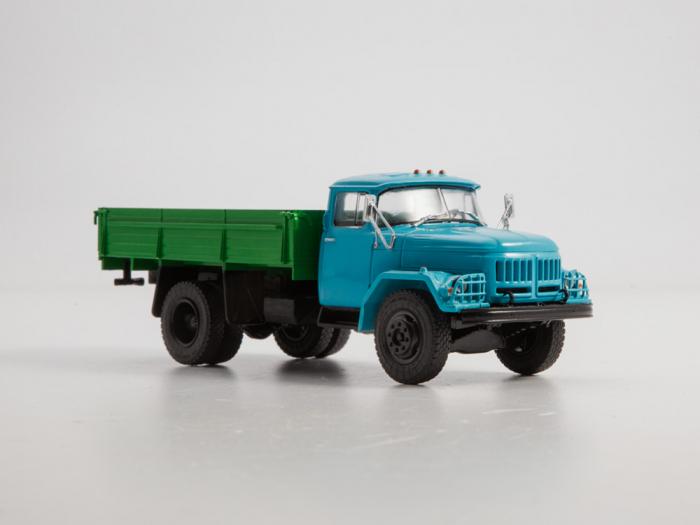 Macheta camion Amur-53131, scara 1:43 [6]